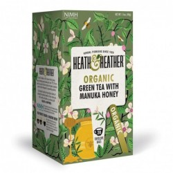 H & H  Organic Green Tea...