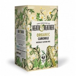 H & H  Organic Camomile 20 Bag
