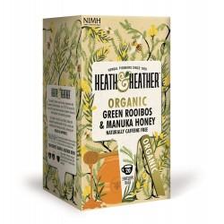 H & H Organic Green Rooibos...