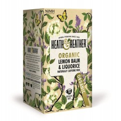 H & H Organic Lemon Balm &...