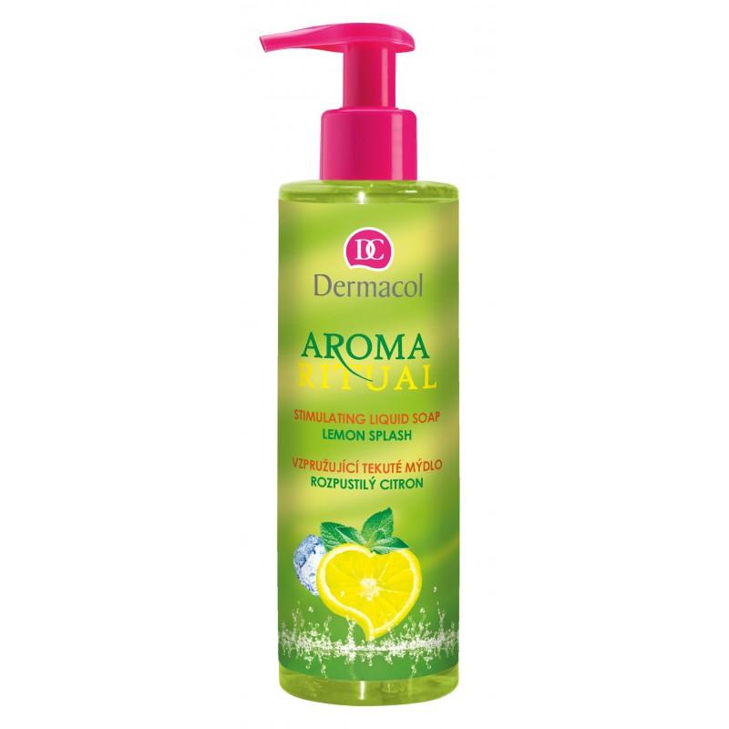 DC AROMA RITUAL - STIMULATING LIQUD SOAP CITRUS SPLASH
