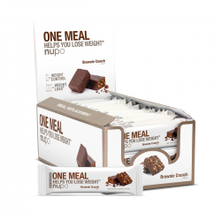 NUPO One Meal Bar - Brownie...